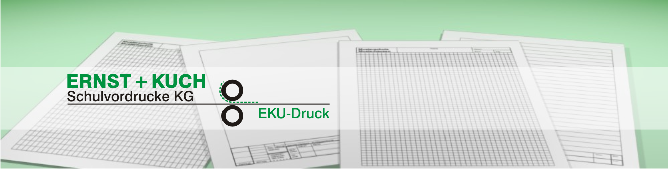 Eku-Druck Schulvordrucke